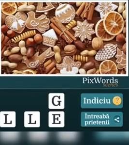 Pixwords Scenes Nivelul 11