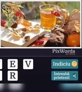 Pixwords Scenes Nivelul 17