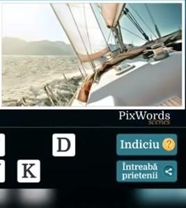 Pixwords Scenes Nivelul 25