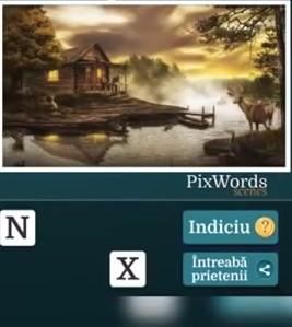 Pixwords Scenes Nivelul 30