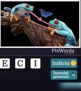 Pixwords Scenes Nivelul 33
