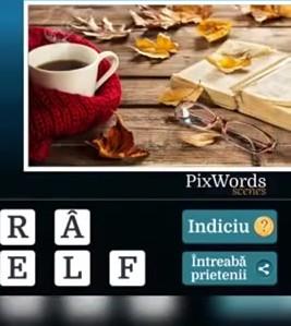 Pixwords Scenes Nivelul 4