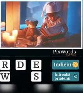 Pixwords Scenes Nivelul 5
