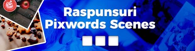 Raspunsuri Pixwords Scenes